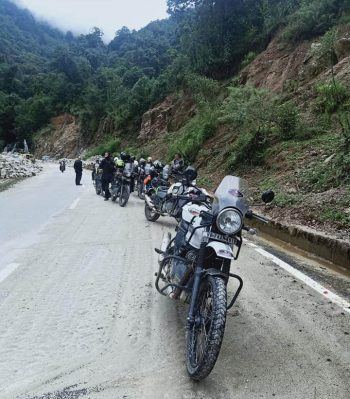 Himalayan Ride -Nepal, India And Bhutan