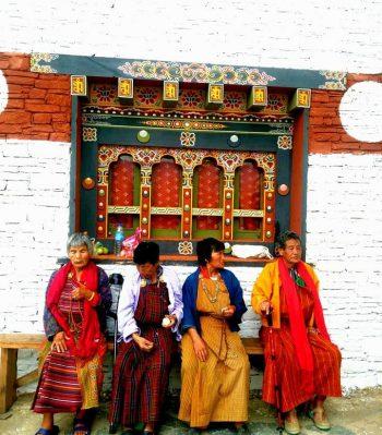 Bhutanese People, Society & Religion